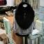 Pre-Order ผ้าพันคอเฟอร์/ปกเสื้อขนแรคคูน**แท้ งานแฮนด์เมค ( สามารถระบุสีอ่อนหรือเข้มได้นะคะ ) thumbnail 7