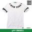 เสื้อยืด 7TH STREET - รุ่น NEW YORK STAR | WHITE-BLACK