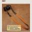 สายกล้องคล้องคอ - รุ่นกันลื่น ขนาด 25 mm สีน้ำตาลเหลือง ปลายดำ thumbnail 6