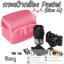กระเป๋ากล้องเล็กๆ น่ารัก รุ่น Pastel สำหรับ A5100 EPL8 EM10Mark2 GF8 XA2 XA3 ฯลฯ thumbnail 24