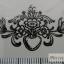 YM-K013 สติ๊กเกอร์สักแฟชั่น sticker tattoo ลายกามเทพ 15.5x10.8 cm thumbnail 2