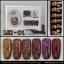 สีเจลทาเล็บ LEI ชุด6สี พร้อมกรอบรูป สีดี เนื้อแน่น คุ้มค่าราคาถูก เลือกสีด้านใน thumbnail 2