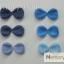 ผงปั้นนูน ชุดเล็ก สีน้ำเงินฟ้า thumbnail 2