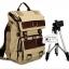กระเป๋ากล้องสะพายหลังเป้ Adventure Bagpack ใส่ Notebook thumbnail 20