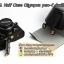 เคสกล้องหนัง Olympus pen-f รุ่น เปิดแบตได้ Case Olympus pen f ใช้ได้ทั้ง Full และ Half Case thumbnail 20