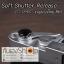 Soft Shutter Release รุ่น 16 mm นูนขึ้น ปุ่มใหญ่ สีดำ สำหรับ Fuji XT2 XE2 X20 X100 XE1 XT20 XT10 Leica ฯลฯ thumbnail 1