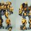 Revoltech Sci-Fi No.038 Transformers Dark Of The Moon Bumblebee NEW thumbnail 3