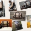 กระเป๋ากล้องแฟชั่น กล้อง Mirrorless กล้องคอมแพค ลายสก๊อตสีครีม Scott Cream thumbnail 7