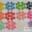 โบว์พลาสติก แบบกล่อง ลายจุดคละสี 60 ชิ้น thumbnail 6