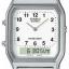 นาฬิกา คาสิโอ Casio STANDARD ANALOG-DIGITAL รุ่น AQ-230A-7B thumbnail 1