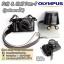 เคสกล้องหนัง Olympus pen-f รุ่น เปิดแบตได้ Case Olympus pen f ใช้ได้ทั้ง Full และ Half Case thumbnail 3