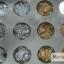 ฟรอยล์เงินทอง 1 กล่อง มี 12 กระปุก thumbnail 2