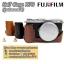 Half Case X70 ฮาฟเคสกล้องหนัง X70 รุ่นเปิดแบตได้ thumbnail 4