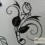 YM-K088 สติ๊กเกอร์สักแฟชั่น sticker tattoo ลายกุหลาบ โบ15.5x10.8 cm thumbnail 8