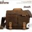 กระเป๋ากล้องหนังแท้ ผ้าแคนวาส มีหูหิ้ว Compact Window Bag Size M thumbnail 3