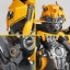 Revoltech Sci-Fi No.038 Transformers Dark Of The Moon Bumblebee NEW thumbnail 8