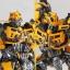 Revoltech Sci-Fi No.038 Transformers Dark Of The Moon Bumblebee NEW thumbnail 7