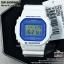 นาฬิกา Casio G-Shock White & Blue series รุ่น DW-5600WB-7 ของแท้ รับประกัน 1 ปี (นำเข้าJapan กล่องหนังญี่ปุ่น) ไม่มีวางขายในไทย thumbnail 2