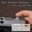 Soft Shutter Release รุ่น 10 mm นูนขึ้น สีเงิน สำหรับ Fuji XT20 XT10 XT2 XE2 X20 X100 XE1 Leica ฯลฯ thumbnail 6