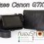 เคสกล้องหนัง Case Canon G7X Powershot g7x Mark 1 thumbnail 12