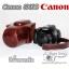 เคสกล้องหนัง Case Canon SX60 ซองกล้องหนัง thumbnail 1