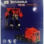 Transformers 3rd Party ToyWorld - TW-02 Orion Pax ( IDW Opttimus Prime ) thumbnail 2