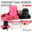 เคสกล้องหนัง Case Canon EOSM10 ฐานเปิดแบตได้ thumbnail 5