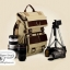 กระเป๋ากล้องสะพายหลังเป้ Adventure Bagpack ใส่ Notebook thumbnail 16