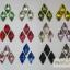 เพชรติดเล็บ ข้าวหลามตัด11 มิล คละสี กล่องกลมเล็ก thumbnail 1