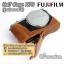Half Case X70 ฮาฟเคสกล้องหนัง X70 รุ่นเปิดแบตได้ thumbnail 1
