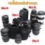ซองใส่เลนส์กล้อง กระเป๋าใส่เลนส์อย่างหนา ห้อยเข็มขัดได้ Lens Pouch thumbnail 1