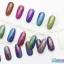 Holographic colorful glitter powder ผงรุ้งกากเพชร ฮอโลกราฟี ชุด12สี thumbnail 31