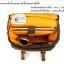 กระเป๋ากล้องหนังแท้ ผ้าแคนวาส มีหูหิ้ว Compact Window Bag Size M thumbnail 11