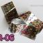 ฟอยล์ติดเล็บ คละลาย รหัส SR Nails foils เลือกสีด้านใน ขนาด 4X40 เซน thumbnail 6
