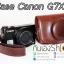 เคสกล้องหนัง Case Canon G7X Powershot g7x Mark 1 thumbnail 10