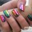 ฟอยล์ติดเล็บ รหัส SK Nails foils เลือกสีด้านใน ขนาด 4X40 เซน thumbnail 6