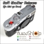 Soft Shutter Release รุ่น Mini 9 mm นูนขึ้น สีแดง สำหรับ Fuji XT20 XT10 XT2 XE2 X20 X100 XE1 Leica ฯลฯ thumbnail 4