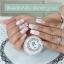 สีเจล เพ้นท์เล็บ สีขาว รหัส 01 Memory Nail Painting Gel กระปุก 10 กรัม thumbnail 2