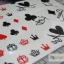 YM-K093 สติ๊กเกอร์สักแฟชั่น sticker tattoo ลายไพ่ 15.5x10.8 cm thumbnail 10