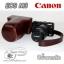 เคสหนัง Canon EOSM3, เคสกล้อง EOS M3 เลนส์ 55-200 , 18-55 mm thumbnail 2