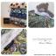 ผ้าห่มพกพา The Stroller Blanket Ah Goo Baby - Bloom thumbnail 4