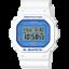 นาฬิกา Casio G-Shock White & Blue series รุ่น DW-5600WB-7 ของแท้ รับประกัน 1 ปี (นำเข้าJapan กล่องหนังญี่ปุ่น) ไม่มีวางขายในไทย thumbnail 1
