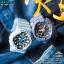 นาฬิกา Casio Baby-G ลายยีนส์ Special Color BA-110DE Denim fabric Elements series รุ่น BA-110DE-2A2 (สี Light Blue Jean) ของแท้ รับประกัน1ปี thumbnail 9