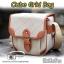 กระเป๋ากล้อง Cube Grid Bag สีครีมข้าว thumbnail 2