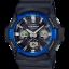 นาฬิกา Casio G-Shock ANALOG-DIGITAL Tough Solar GAS-100 series รุ่น GAS-100B-1A2 ของแท้ รับประกัน1ปี thumbnail 1