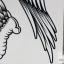 รหัส A สติ๊กเกอร์แทททู ขนาดใหญ่ 30 x 21 cm คลิกเลือกลายด้านใน thumbnail 11