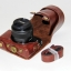 เคสกล้องหนัง Canon EOSM10 ตรงรุ่น ซองกล้อง EOS M10 EOSM EOSM2 thumbnail 9