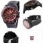 นาฬิกา Luminox รุ่น LUMINOX 3065 Evo Navy Seal Dive Watch Colormark (red) thumbnail 4