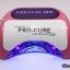 เครื่องอบเจลหลอดผสม LED/UV 48 วัตถ์ PRO-CURE stunning led technology สีชมพูม่วง thumbnail 15