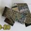 ฟอยล์ติดเล็บ ลายสีเงินดำ รหัส SD Nails foils เลือกสีด้านใน ขนาด 4X40 เซน thumbnail 20